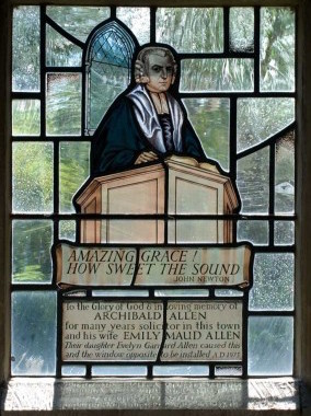 John Newton Window